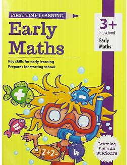 3+ Early Maths